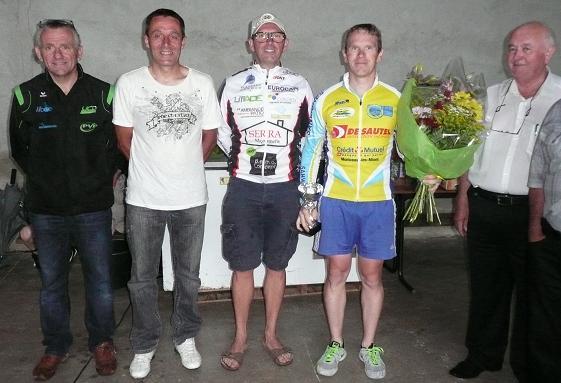 podium chassenard 2014