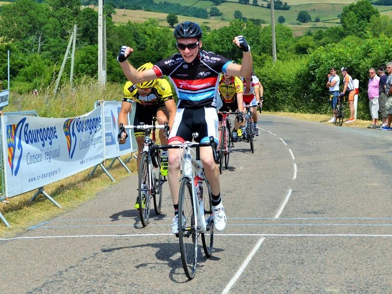Grégory Mabillot Champion de Bourgogne