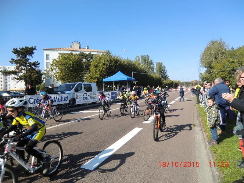 Cyclo cross Chalon 18/10/2015