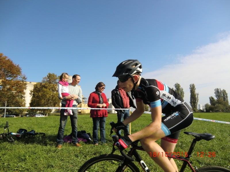 Cyclo cross Chalon 8/10/2015