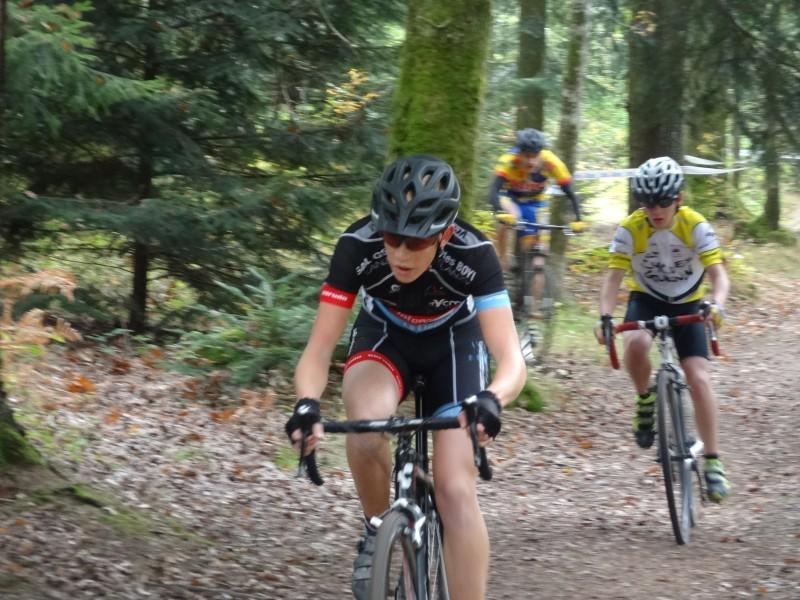Cyclo cross Avallon